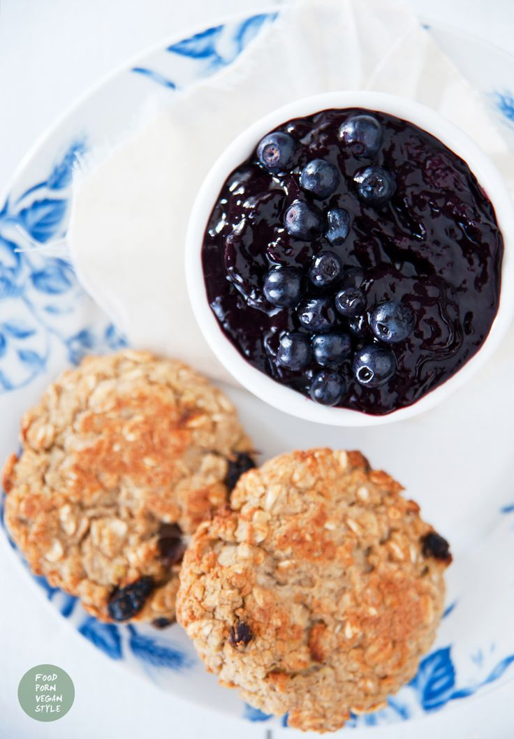 Dżem z jagód z imbirem / Blueberry-ginger jam