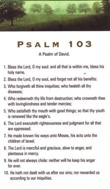 love this scripture