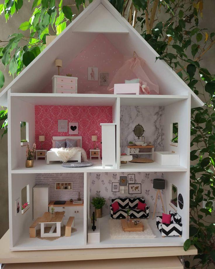 Кукольные домики своими руками картинки