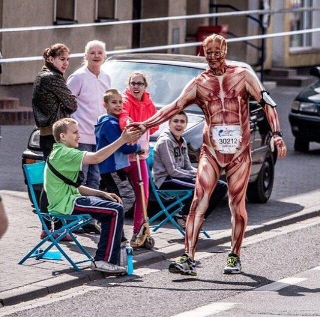 Happy Halloween . From us Wonderful Running via Wings For Life World Run. Anyone participating in the World Run in 2017? Let us know in the comments session and tell us where  . . . Follow us use hashtag #wonderfulrunning and join the movement . . . . . . . @wflworldrun