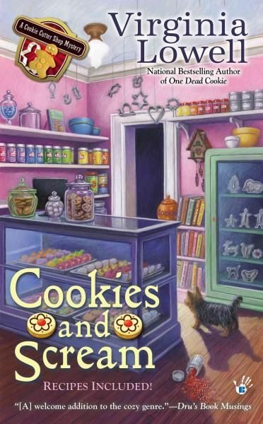 Olivia Greyson is the proud owner of The Gingerbread House?a quaint shop that specializes in all things cookie?and her best friend, Maddie, is her sidekick, baking up scrumptious treats for their cook
