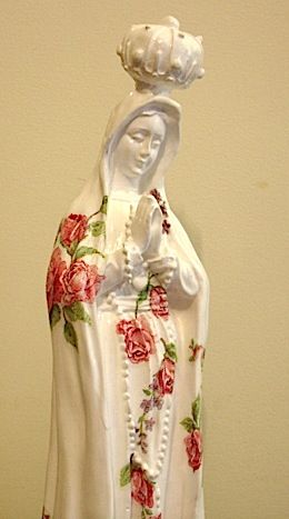 Nossa Senhora de Fátima - by Márcia Santos