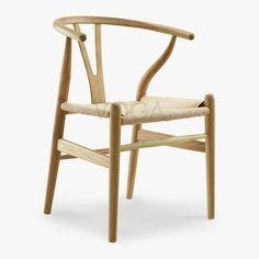 Silla Wishbone CH24 - Wegner | Sillas diseño | VOGA