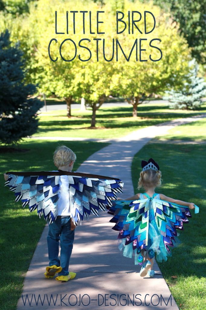 eagle and peacock halloween costumes