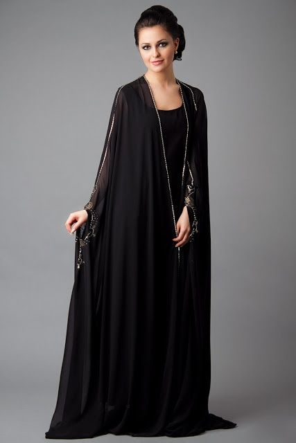 Latest Fancy Hijab-Abaya collection 2015-16