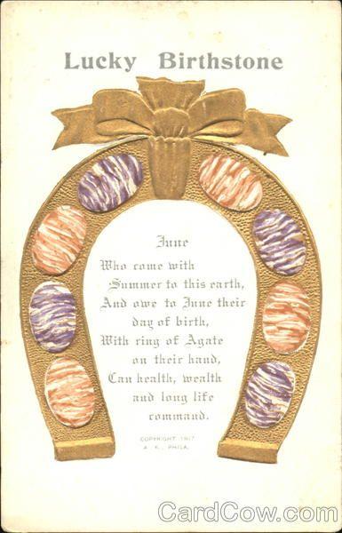 Lucky Birthstone June Astrology & Zodiac http://madamastrology.com/