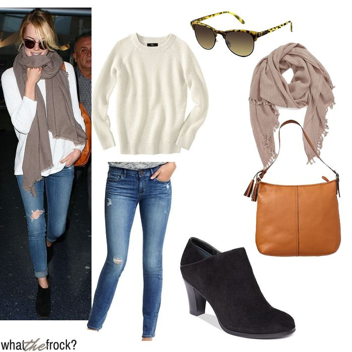 What the Frock? - Affordable Fashion Tips, Celebrity Looks for Less: Celebrity Look for Less: Emma Stone Style
