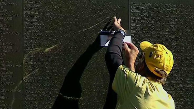 'Celebration of Service' held at Vietnam Veterans Memorial Personal Freedoms