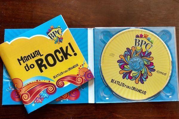 Dica de CD: Beatles para Crianças!