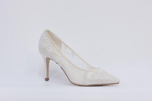 Menbur - nejkrásnější svatební boty, vysoké podpatky, kouzelné romantické lodičky, zdobená svatební obuv, luxusní modely svatebních bot, trendy svatební boty, krajkový model, k vyzkoušení a zakoupení v obchodě Střevíce a více