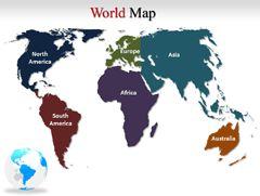 maps in powerpoint