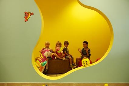Grecoland club, a dreamland for kids
