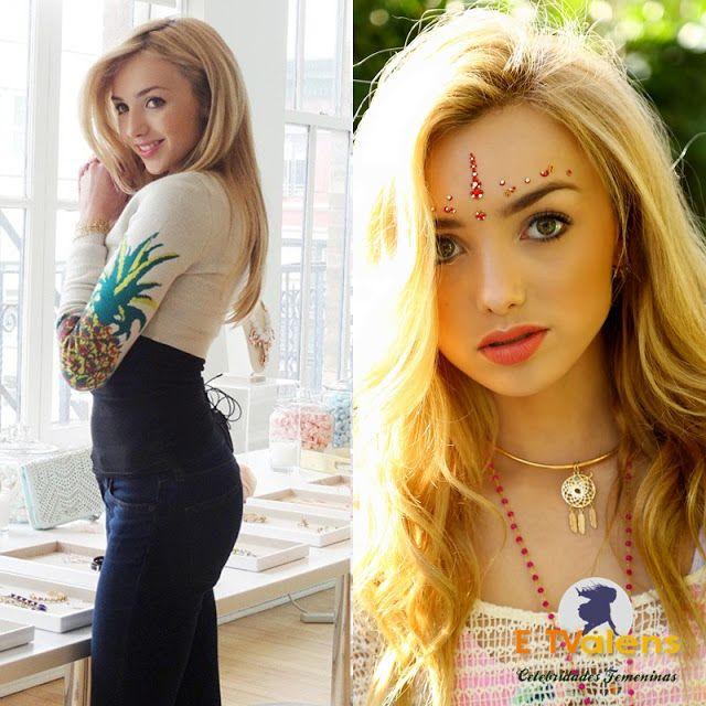 CELEBRIDADES FEMENINAS Por E TValens: Peyton List