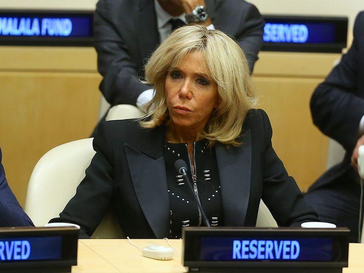 PHOTOS. Brigitte Macron : pourquoi elle a transgressé le protocoleà l'ONU