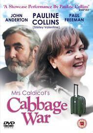 Mrs Caldicot s Cabbage War DVD. Pauline Collins, John Alderton NEW SEALED FREEPO