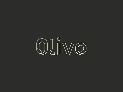 OLIVO LOGO / MARK / WORDMARK