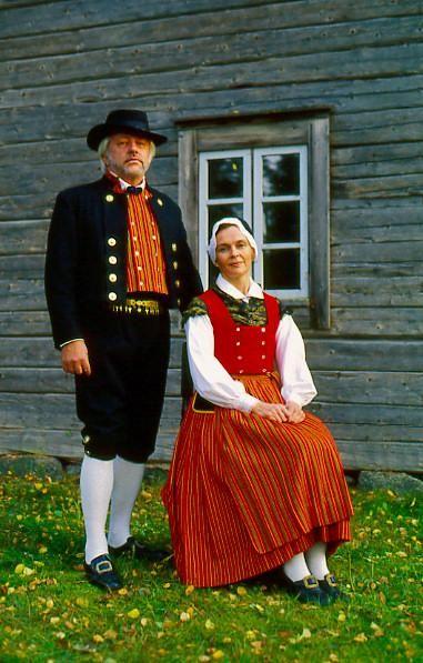 Solf Solf, Österbotten Folkdräkter - Dräktbyrå - Brage