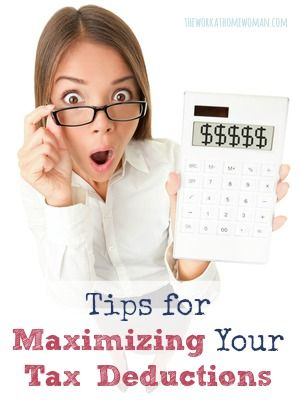 19 best small business tax tips images on pinterest for Tax deduction for home improvements