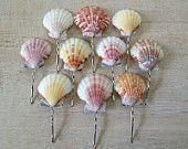 Shell capelli Pin oceano capelli stile Bobby Pin spiaggia sposa sirena Costume Halloween Musica Festival hippy pace vacanze estive conchiglie