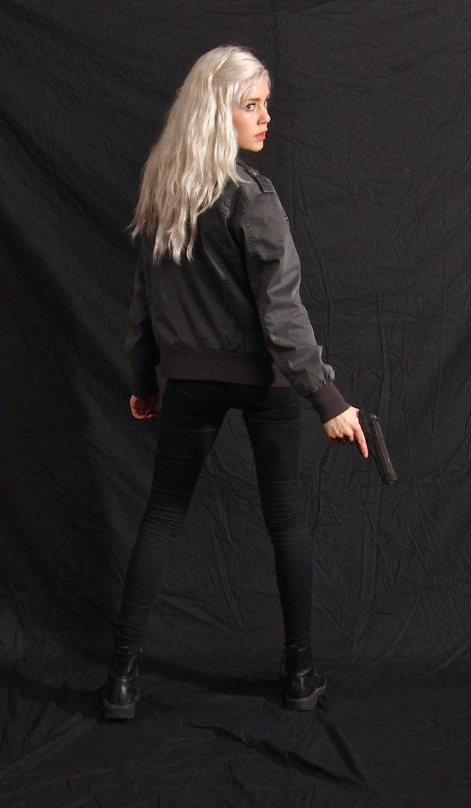 Dauntless - Action Heroine stock 4 by Mirish