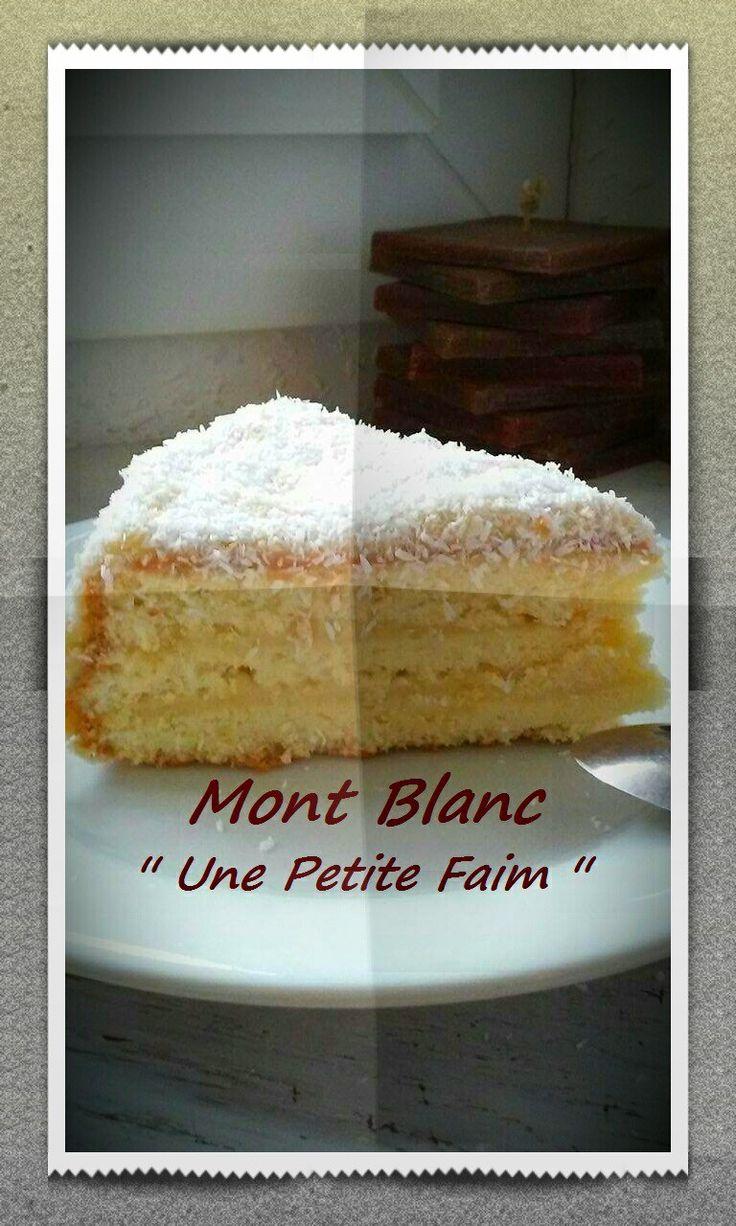 Ce gâteau s'appelle aussi '' Gâteau Antillais à La Crème De Noix De Coco ''.  Ayant un gourmand qui est fou de noix de coco, voil&agr…