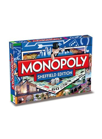 Monopoly Sheffield Edition