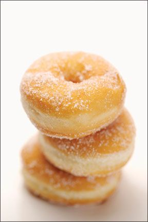Gluten-free recipes from the experts! Best Ever Gluten-Free Donuts, Cinnamon-Raisin English Muffins and a mouthwatering Shortbread recipe!