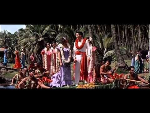 """""""Hawaiian Wedding Song"""" (Joan Blackman & Elvis In """"Blue Hawaii"""" 1961)"""