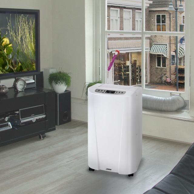 Eurom PAC12 Mobiele Airconditioner (gratis raam vuller)  (Tijdelijk geen verzendkosten!!)