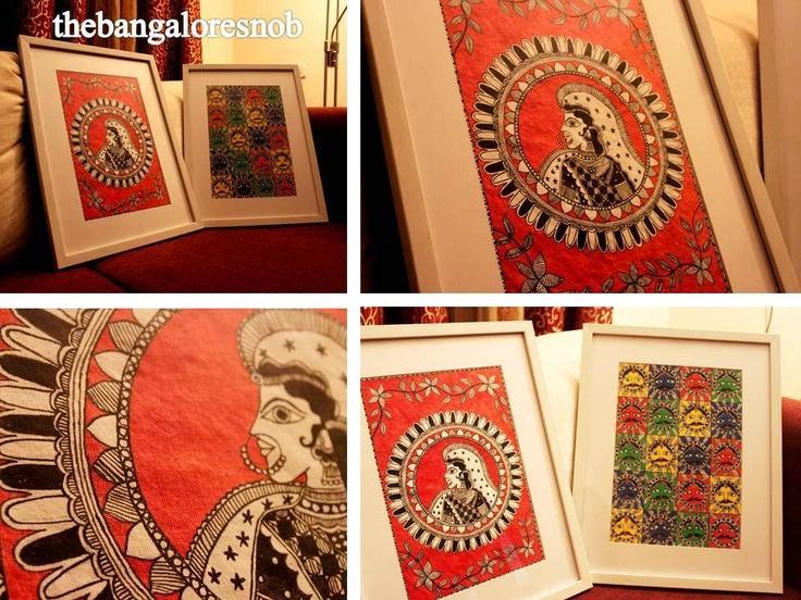 Madhubani Paintings #madhubani