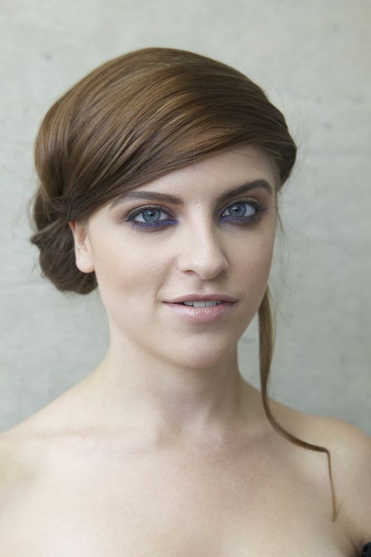 Makeup by Taylor James, Hairstyling by Red