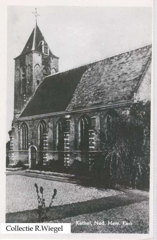 Hervormde kerk Kethel