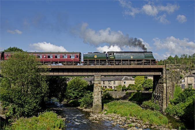 East Lancashire Railway - check for special events