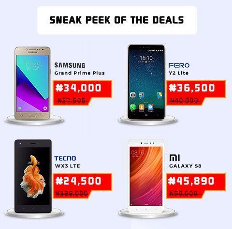 0341fa3d3 Jumia Mobile Week 2018 Deals Sneak Peek