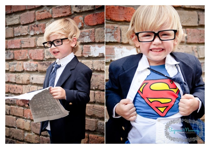 Superhero Child Photography Idea for Mommies of superheroes :)