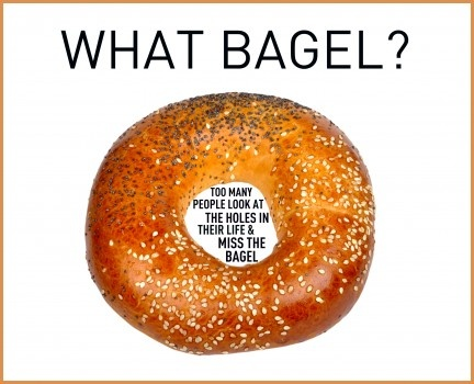 Best Bagel Quotes Images On   Ha Ha Bagels And Chistes