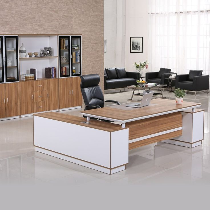 Professional office furniture manufacturer new design melamine office table design