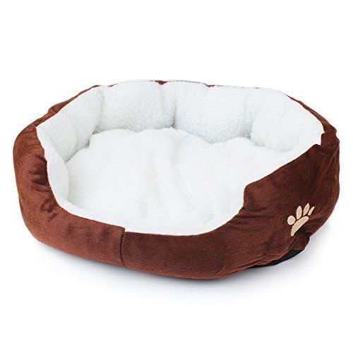 Warm Puppy Bed small dog pet sofa,Water Resistant, Machine... -- Click image to review more details.(It is Amazon affiliate link) #trendy #PuppyBeds