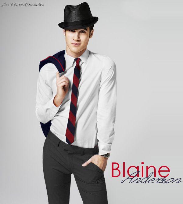 El estilo del novio: Blaine Anderson