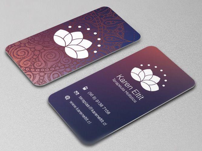 tarjetas de presentacion terapeutas - Buscar con Google