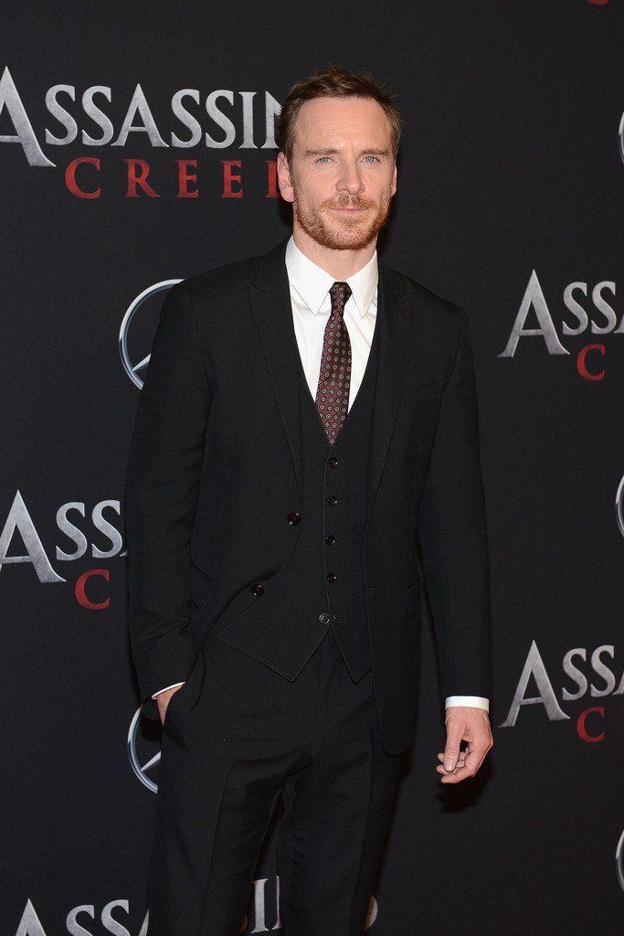 Michael Fassbender, Assassin's Creed.