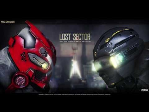 Lost Sector Online # Gameplay 3 - Lost Sector Online is a Free-to-play squad-based, Tactical Strategy MMO Game combining, Turn Based Strategy (TBS) & MMORPG in real time