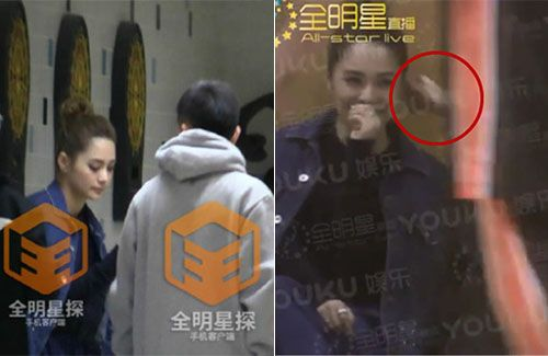 Gillian Chung Rumored to Be Dating Chinese Rich 2G, Netizens Do Detective Work