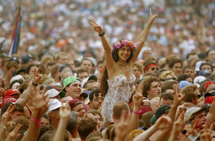 An analysis of woodstock a peaceful rock revolution