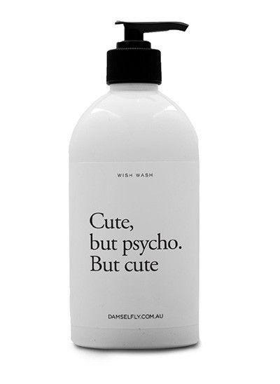 Cute, But Psycho - Wish Wash from DAMSELFLY