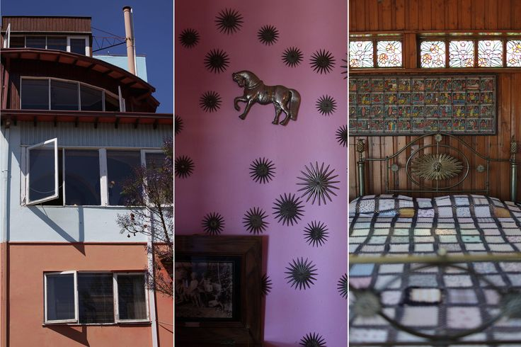 In Chile, Where Pablo Neruda Lived and Loved - The New York Times