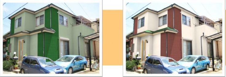 外壁塗装の色決めにお困りの方!3つのポイントを徹底解説!