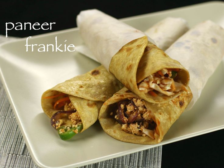 paneer frankie, paneer kathi roll, paneer wrap recipe with step by step photo/video recipe. this is kids tiffin box recipe with left over rotis or chapathi