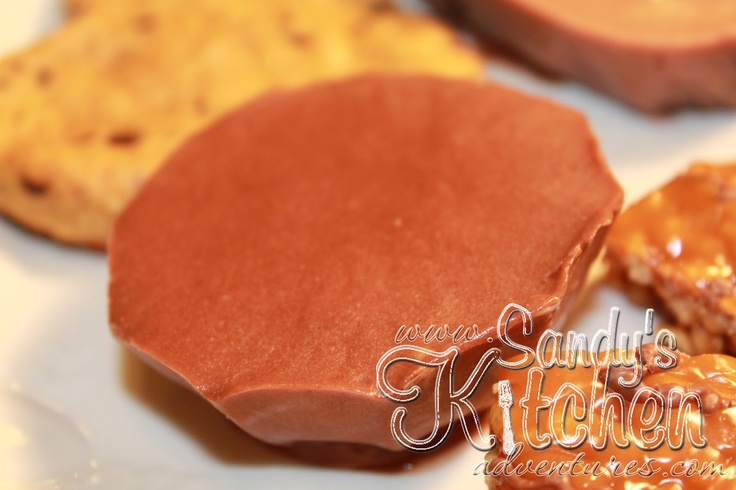 Wonderful Recipe From Sandy 39 S Kitchen Adventures For Frozen Peanut Butter Cups Made With