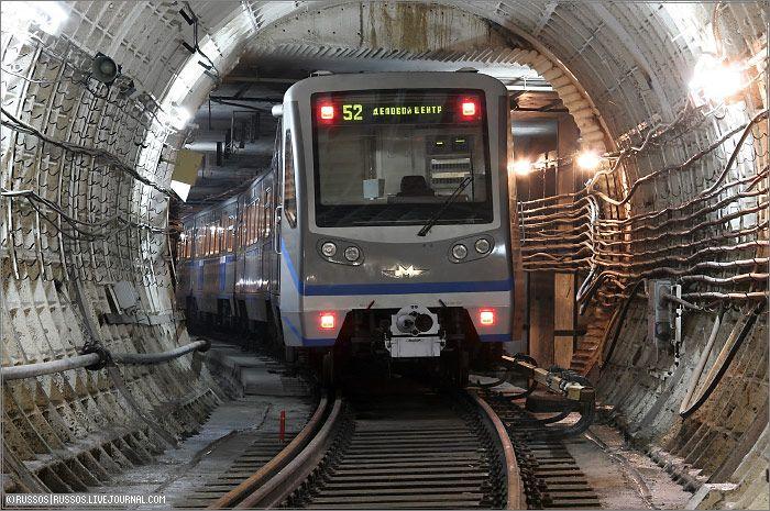 Призраки Московского метро | Интересные факты